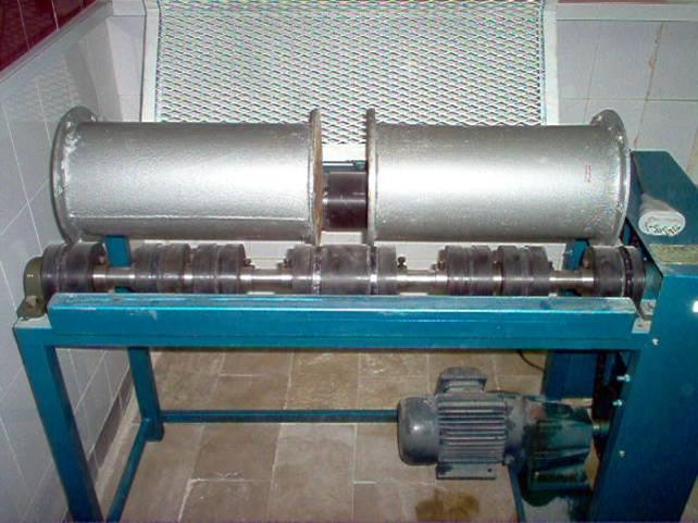 Concrete Rock Mechanics And Ballast Laboratory Iran